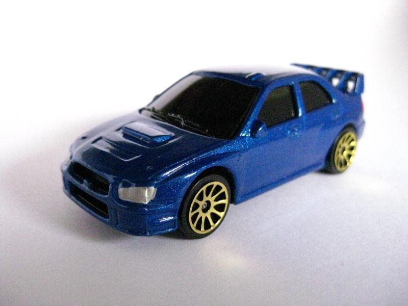 N°275A Subaru Impreza WRC Subaru16