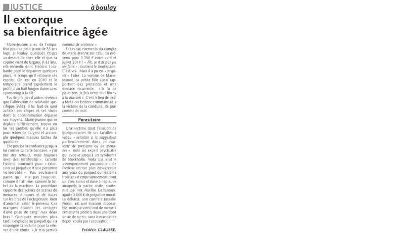vos music préférées - Page 8 Boulay10