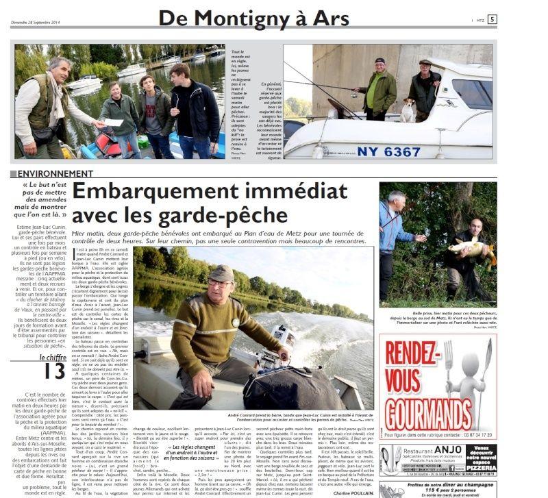 renforcement de la garderie et des contrôles sur la  Moselle - Page 5 Garder10