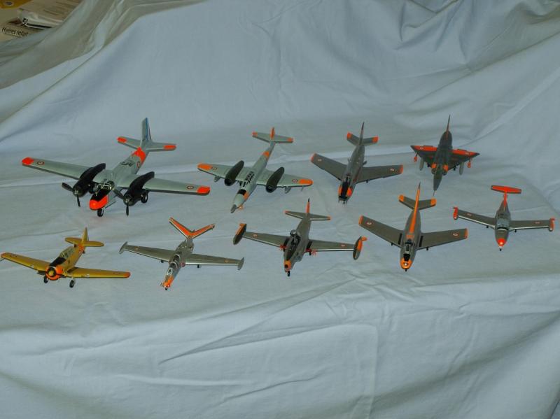 Un peu de couleur. MS760, T33 et A26 au 1/72 (et quelques autres) P1012314