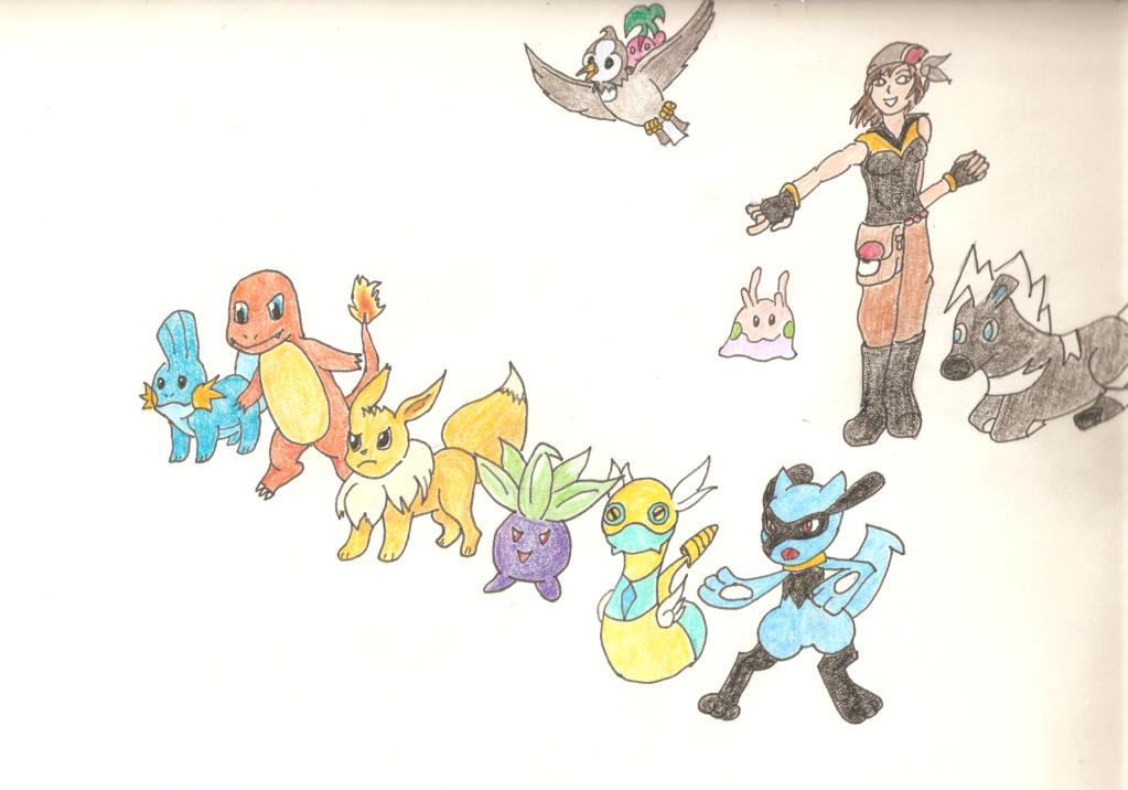 Quelques dessins Equipe10