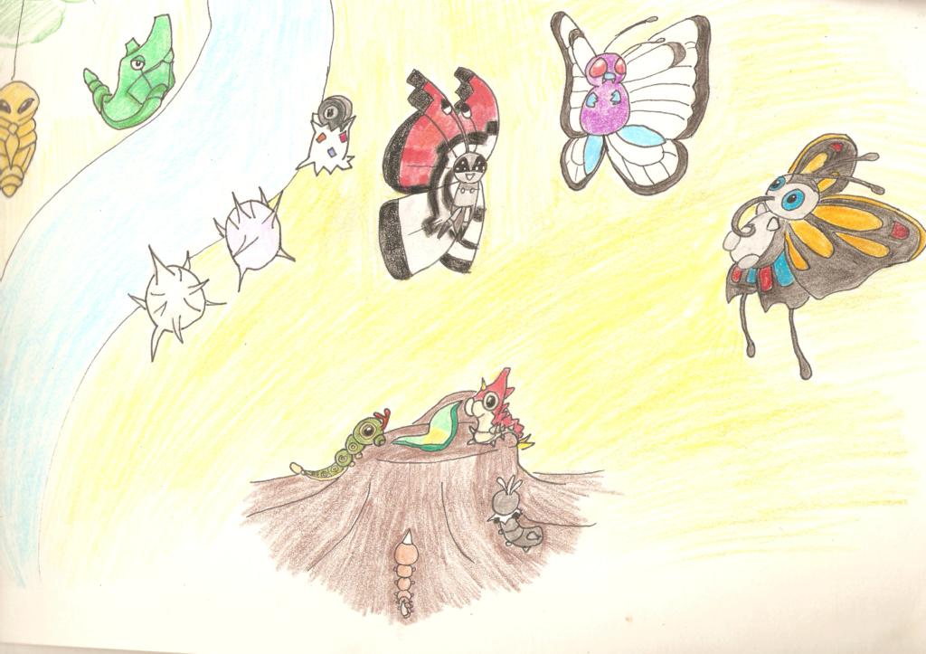Quelques dessins Papill10
