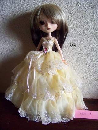 [VD]  Vêtements BJD - Pullip Robe0110