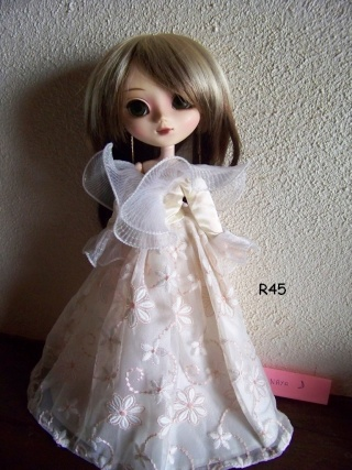 [VD]  Vêtements BJD - Pullip Robe0210