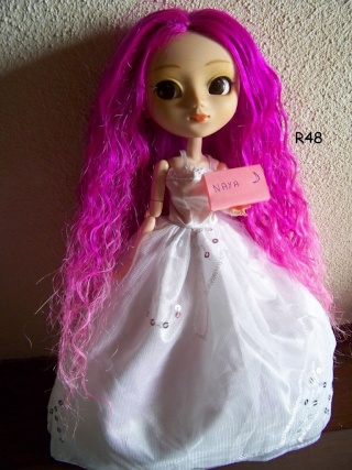 [VD]  Vêtements BJD - Pullip Robe0610