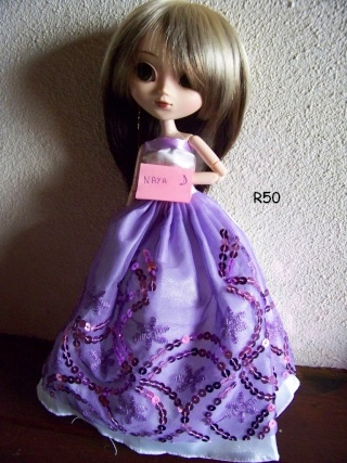[VD]  Vêtements BJD - Pullip Robe0810