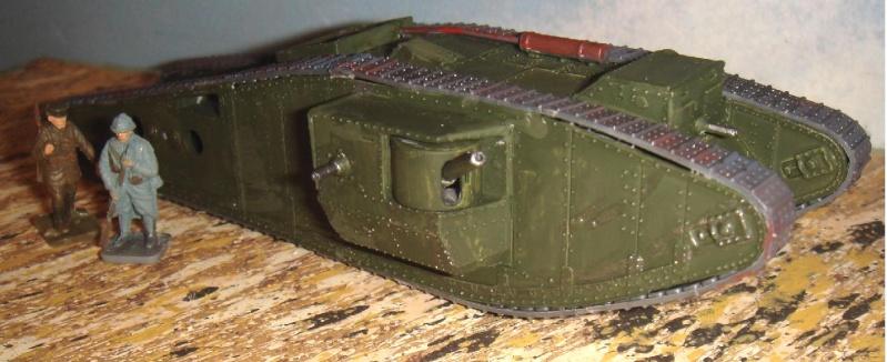 Mk IV tadpole 1/72 WW1 Emhar 14_tad10