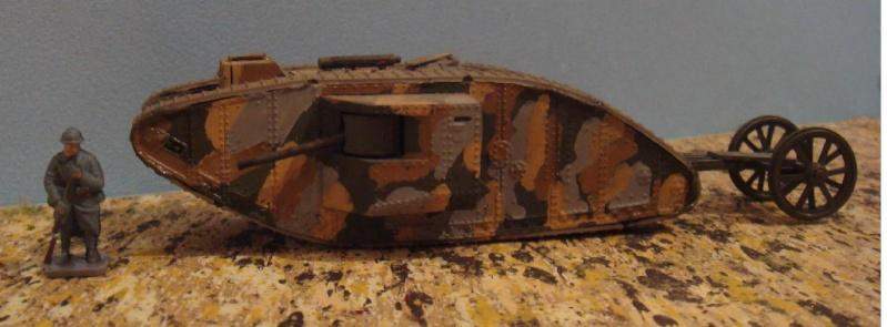 Mk IV tadpole 1/72 WW1 Emhar 21_le_10
