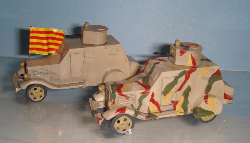 Blindés Espagnols guerre civile [Minairons Miniatures, 1/72] Bibao_10