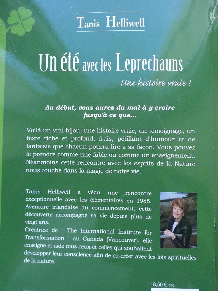 Un été avec les Leprechauns , de Tanis Helliwell  10622810