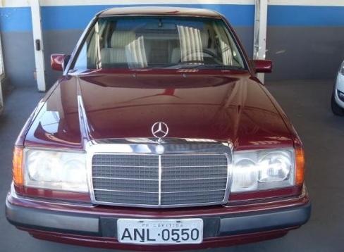 (ARQUIVO) W124 230E 1991 230e0110