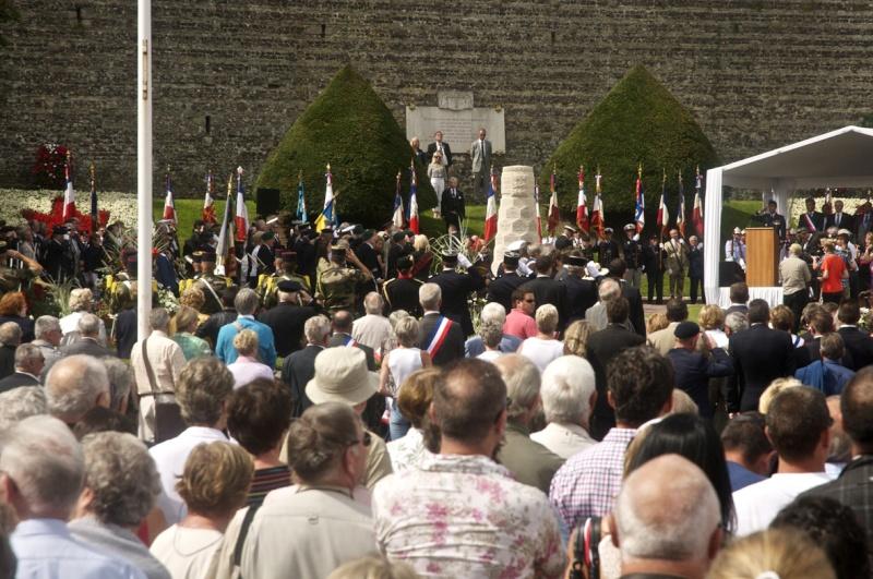 70ème anniversaire de l'opération jubilee- Dieppe 19 aout 2012 _dsc0012
