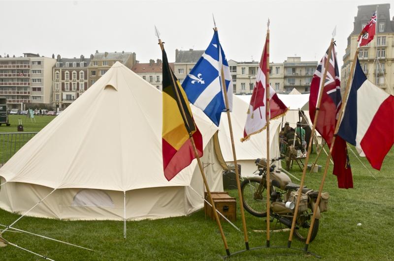 70ème anniversaire de l'opération jubilee- Dieppe 19 aout 2012 _dsc0020