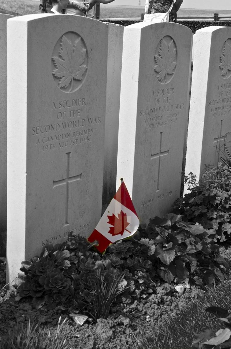70ème anniversaire de l'opération jubilee- Dieppe 19 aout 2012 _dsc0024