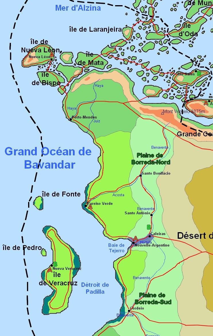 Atlas de Bavandar: Edition Gold de 2756 Atlas_18