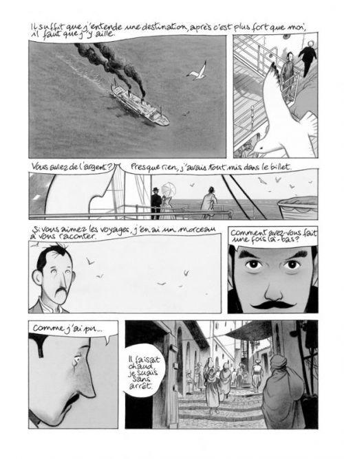 [BD] Christophe Dabitch Aa150