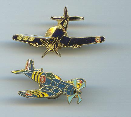 [Les anciens avions de l'aéro] F4 U7 Corsair Bb28