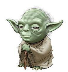 les grades  Yoda10