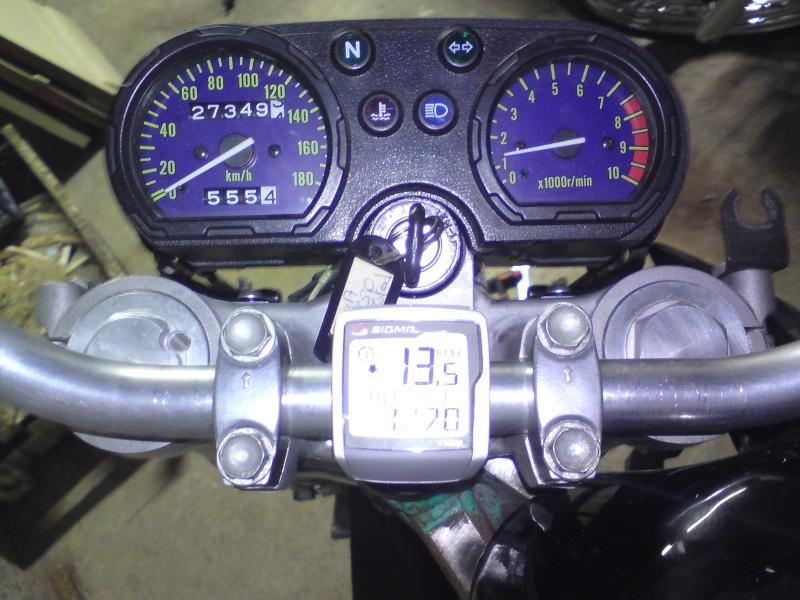 Un KLX 650c de + en sm Dsc00710
