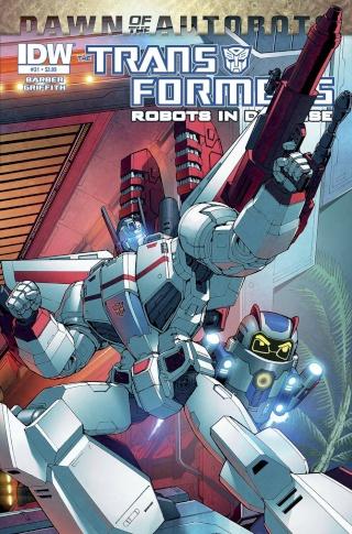 Comics/BD Transformers en anglais: Marvel Comics, Dreamwave Productions et IDW Publishing - Page 26 Stk64211