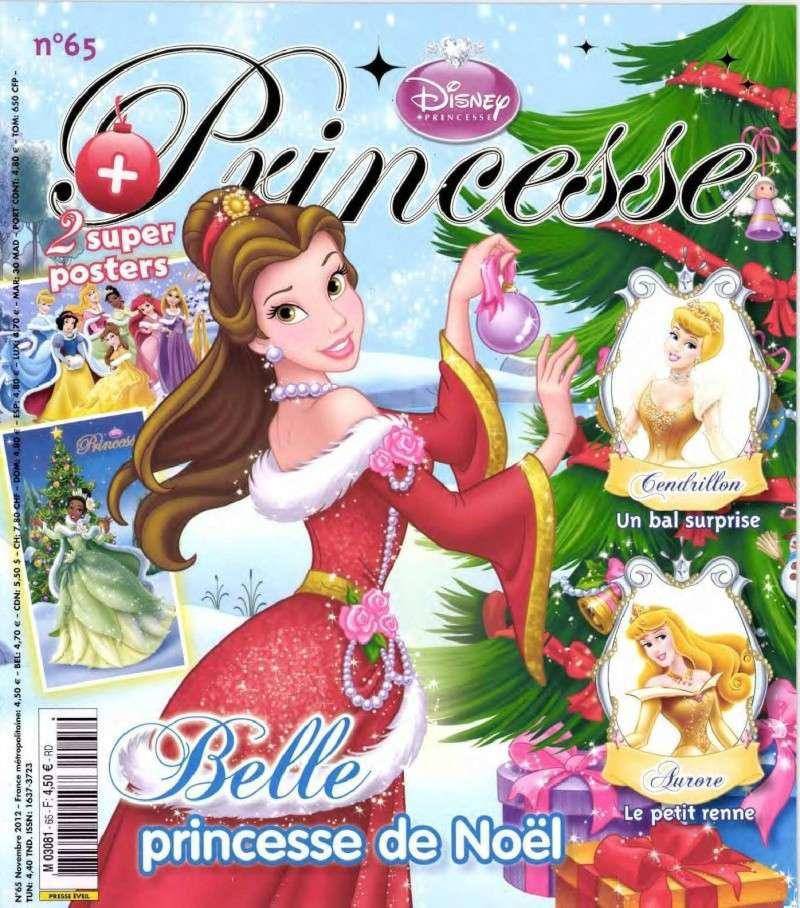 [Magazine] Disney Princesse Magazine France - Page 3 Belle_10