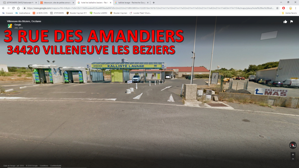 [GTIPOWERS DAYS] Nationale #4 - 8-9-10 Juin 2019 - Beziers - Page 8 112