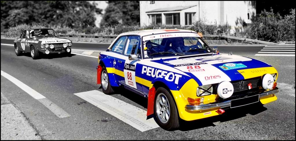 Tour Auto 2020 Circuit Charade !! 124