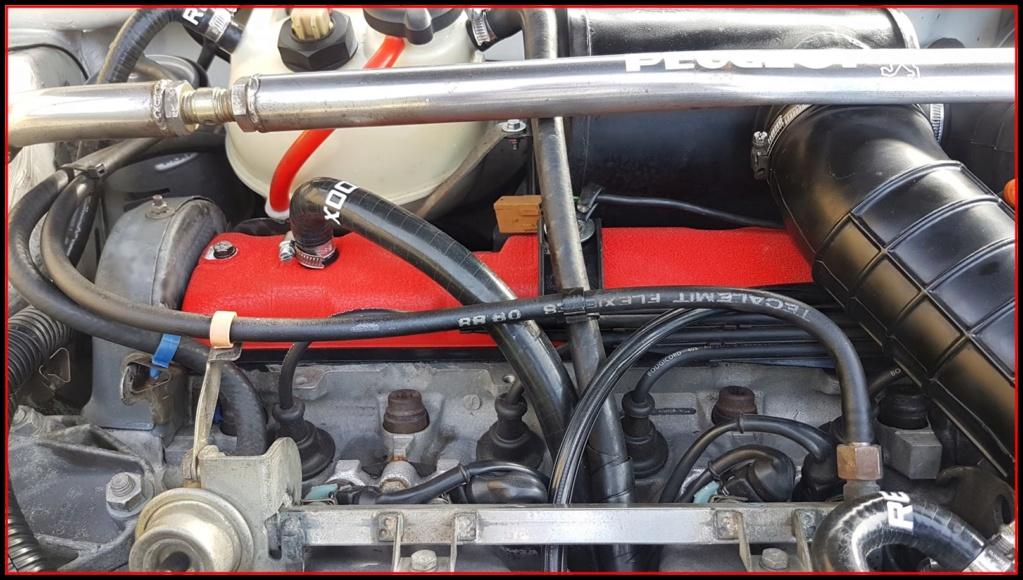 [ducatis4r]  205 GTI 1L6 - 1600 - BLANC MEIJE - 1988 - Page 19 20190410
