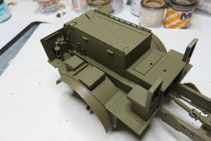 M26 Dragon Wagon US.40.ton tamiya 1/35 Img_1241