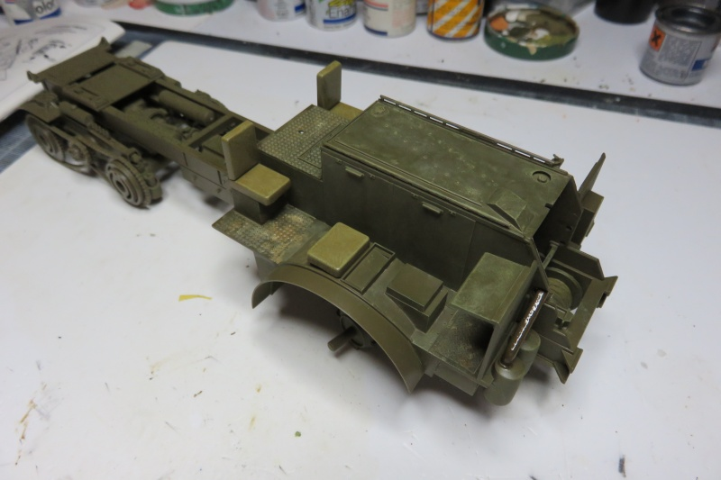 M26 Dragon Wagon US.40.ton tamiya 1/35 Img_1248