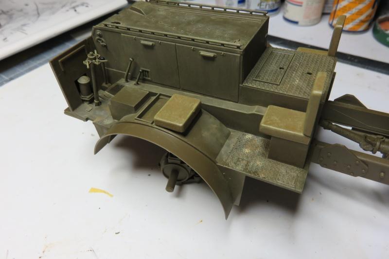 M26 Dragon Wagon US.40.ton tamiya 1/35 Img_1250