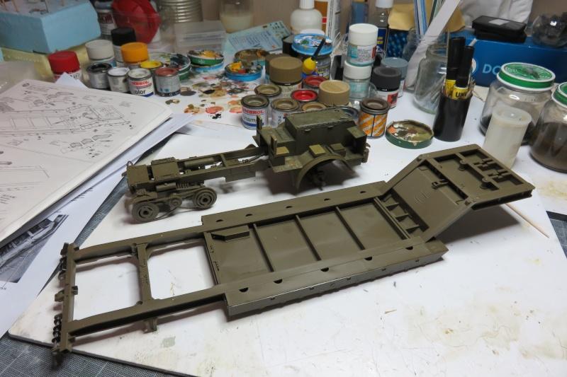 M26 Dragon Wagon US.40.ton tamiya 1/35 Img_1259