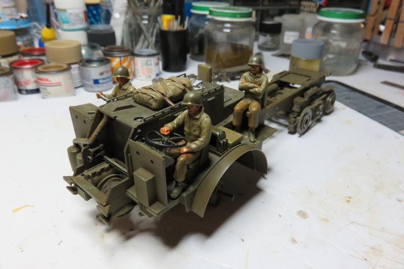 M26 Dragon Wagon US.40.ton tamiya 1/35 - Page 2 Img_1265