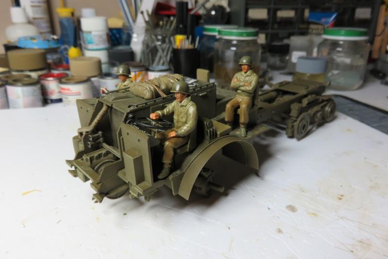 M26 Dragon Wagon US.40.ton tamiya 1/35 - Page 2 Img_1269