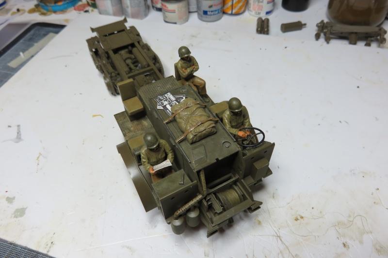 M26 Dragon Wagon US.40.ton tamiya 1/35 - Page 2 Img_1270