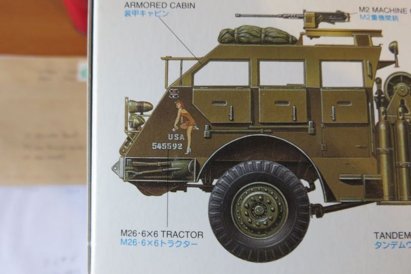 M26 Dragon Wagon US.40.ton tamiya 1/35 - Page 3 Img_1335