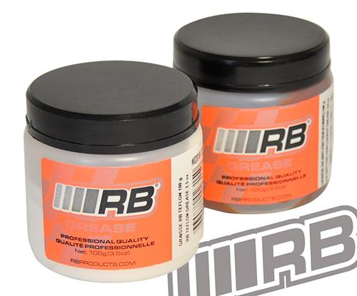 [New] Graises anti-friction Cuivre & Téflon par RB Products 02010-10