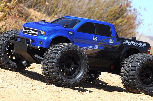 [NEW]PRO-MT 2WD 1/10 Monster Truck Kit par Pro-Line 110