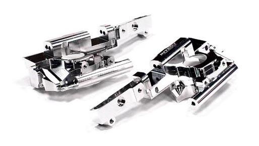 [New] Bulkhead/Bulk Head aluminium pour 1/10 1/8 par Integy T3295s10