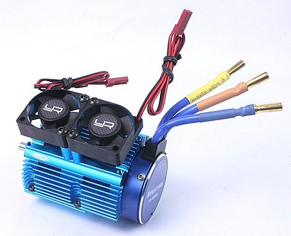 [New]Radiateur/Ventilateur pour moteur 775 par Yeah Racing Yrac_y10