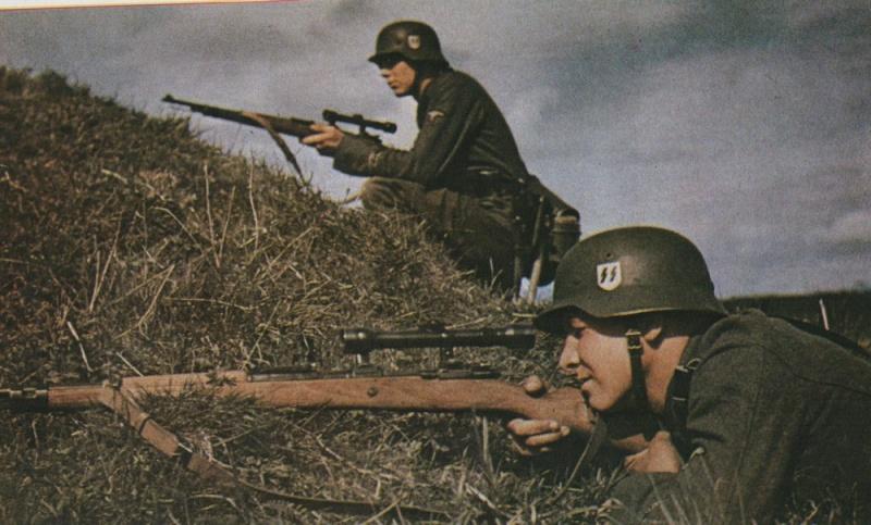 "Lunette pour Mauser 98K TE ""DOW"" Lunett10"