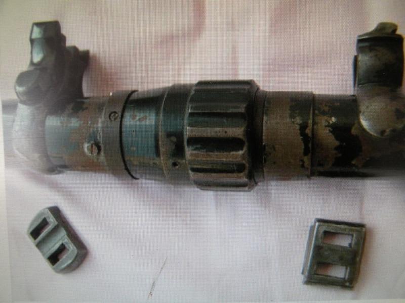 """Lunette pour Mauser 98K TE """"DOW"""" Montag10"""