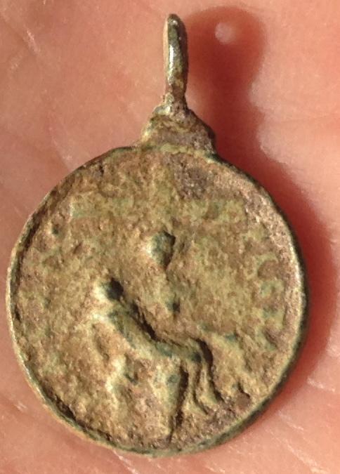 Médaille St-Joseph - XVIIème Img_1022