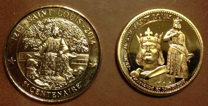 Médaille   de saint Louis (Aigues Mortes) Img_1630