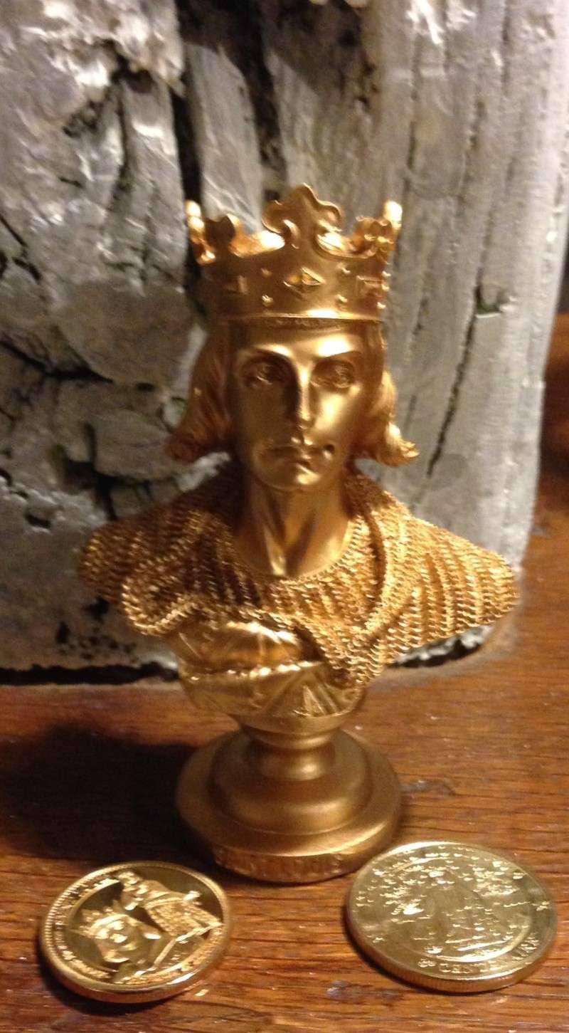 Médaille   de saint Louis (Aigues Mortes) Img_1631