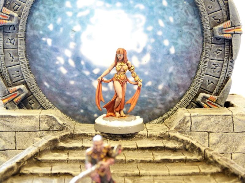 [LoTS] Mes figs Stargate Hathor10