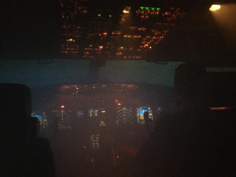 Full Flight Simulators Installation Timelapse 22810