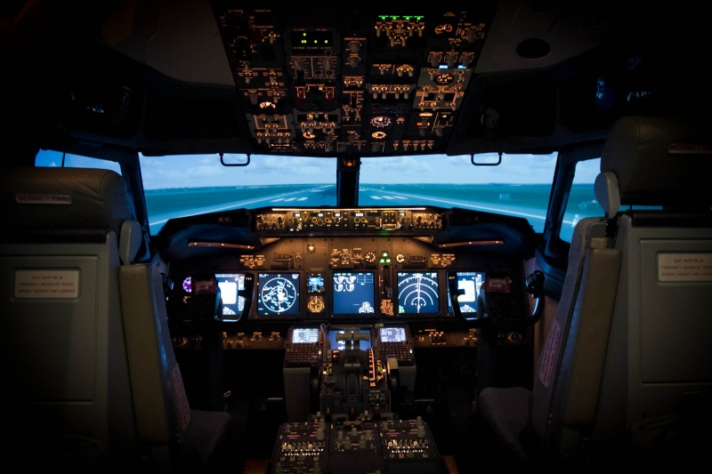 Full Flight Simulators Installation Timelapse Img_0010
