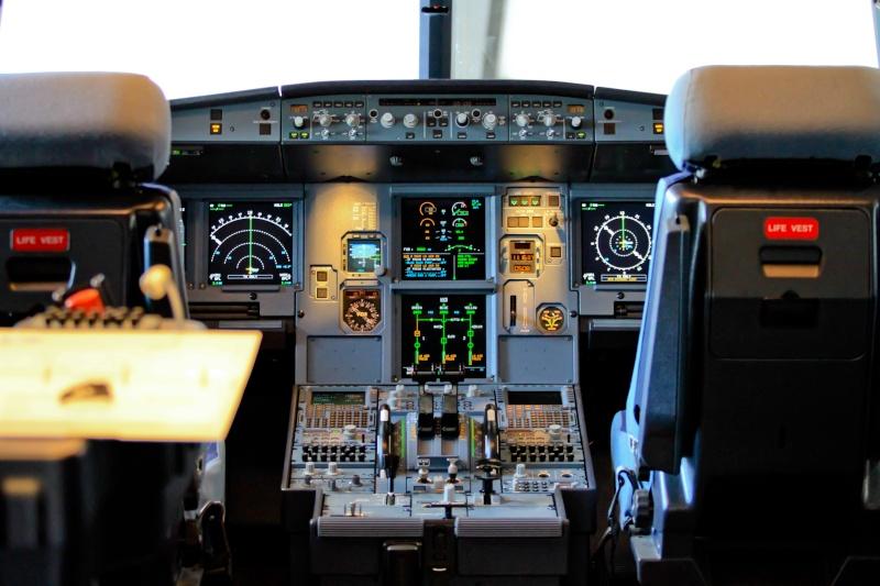 Full Flight Simulators Installation Timelapse Img_0710