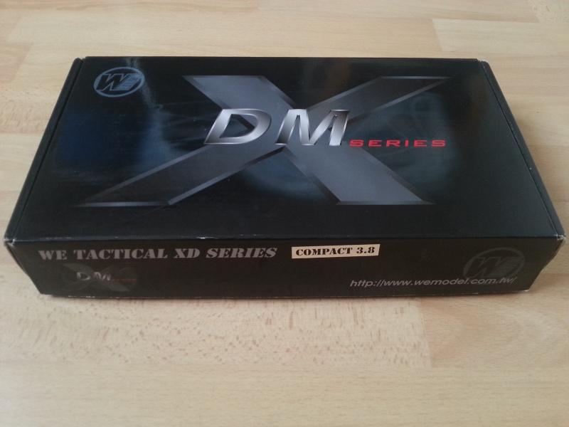 [WE] XDM-45ACP Compact 3.8 20140612
